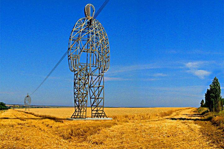 Modern Pylons