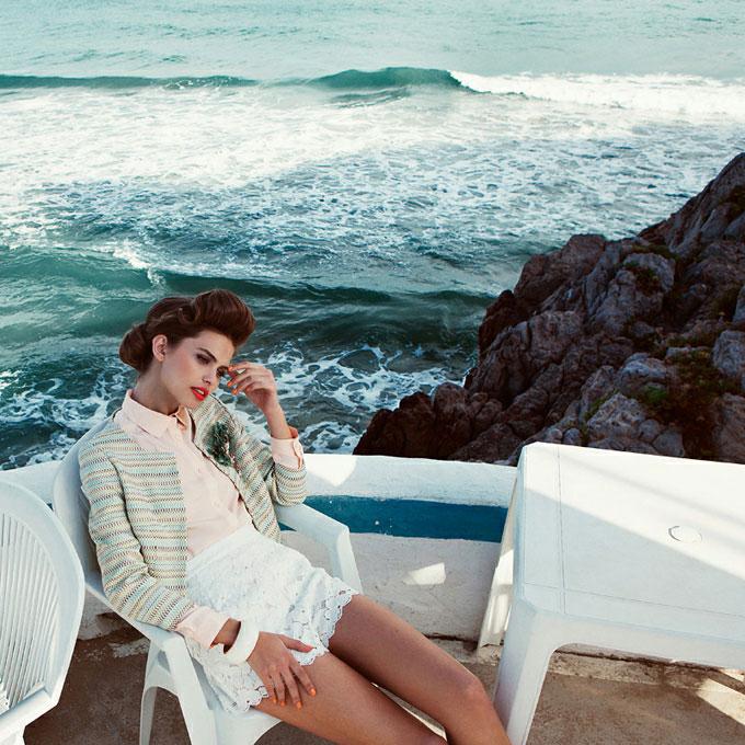 Lauren Auerbach for Quality Magazine