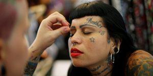 Tattoo Week in Rio de Janeiro, Brazil