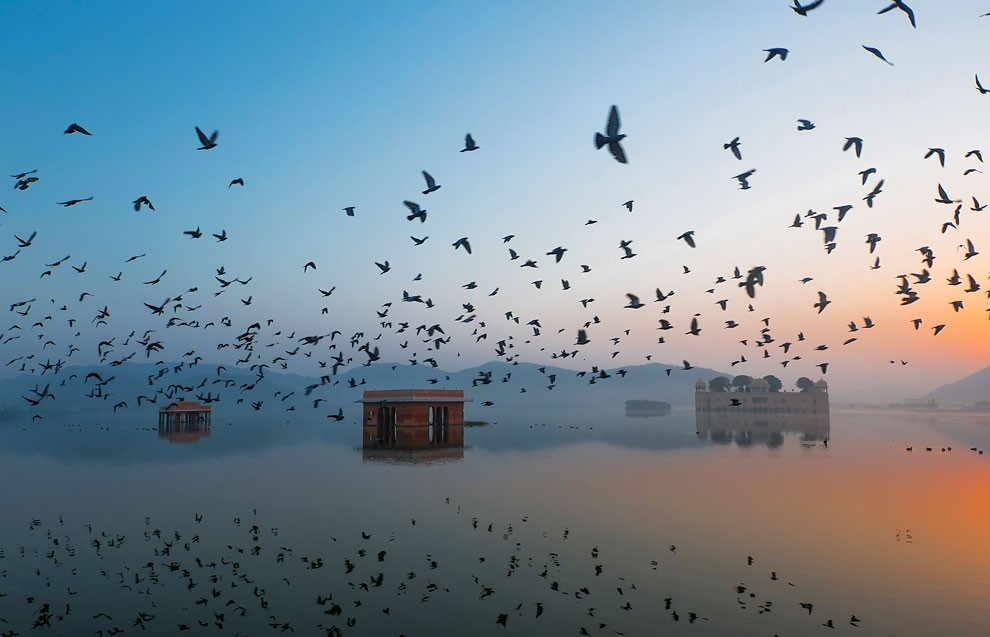 04-Jal-Mahal-during-Sunrise