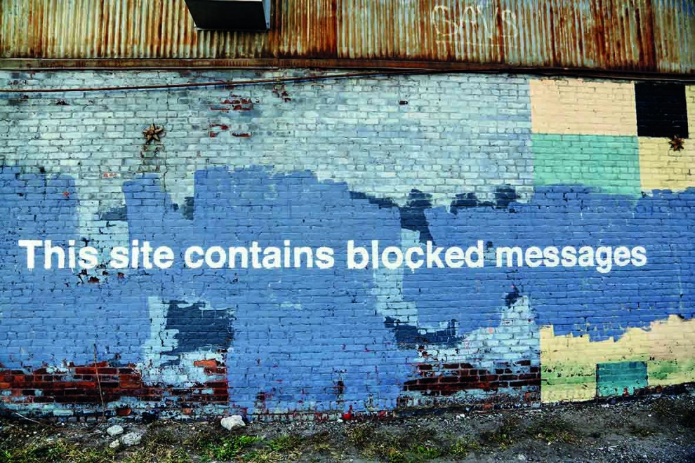 Luna_Banksy wall