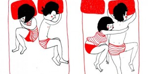 Heart-Warming Illustrations of True Love in All Its Beauty and Joy