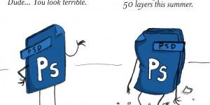 Designer Problems Turned Into Funny Comics
