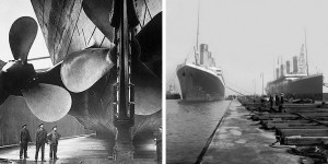 35 Rare Photos of the Construction of the Titanic