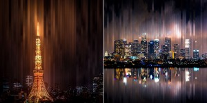 A Photographer Is Using A Unique Method To Show The Shift From Day To Night Across Famous Cities In Spectacular Images