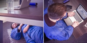 This Handy 'Emergency Nap Kit' Lets You Catch Up On Your Sleep On The Go