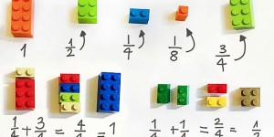 An Incredibly Effective Way To Develop Your Child's Math Skills With LEGO Blocks