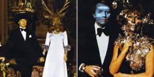 The Illuminati Surrealist Ball: Extraordinarily Odd Photographs From A Rothschild Party In 1972