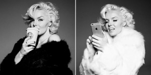 Photographer Daniel Sachon Imagines What Marilyn Monroe Would Be Like Today
