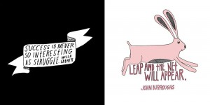 Whatever You Are, Be A Good One: Inspiring Quotes Illustrated By Lisa Congdon