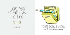 Anti-Valentine Cards With Weirdly Sweet Messages Will Make You Laugh