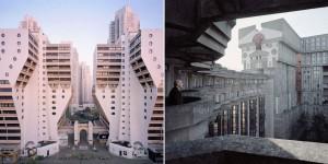 Forgotten Housing Estates In Paris Captured By Laurent Kronental