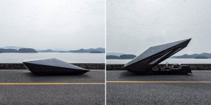 An Abstracted Lamborghini Is The Basis For The Bizarre-Looking Lo Res Car From United Nude