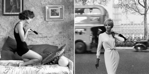 Beautiful Vintage Black And White Fashion Photography By Georges Dambier In The 1950s
