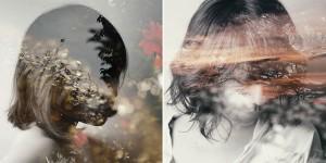Tokyo-Based Artist Miki Takahashi Launches New Double-Exposure Pics