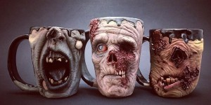 The Realistic Zombie Mugs Every Horror Fan Should Have