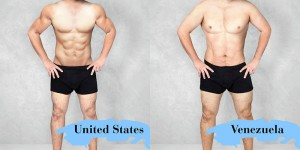 What Does The Ideal Man Look Like? The Answer May Depend On Where You Live