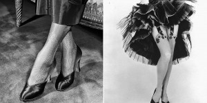 16 Classic Photos That Capture Nylon Stockings' Allure In The 1940s And 1950s