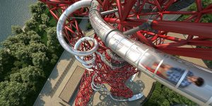 World's Longest Tunnel Slide To Open In London This Summer