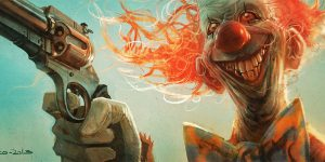 Tales Of The Otherworld: Discover Nikolai Lockertsen And His Amazingly Painted Artworks