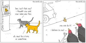What Would Animals Say If They Could Speak?