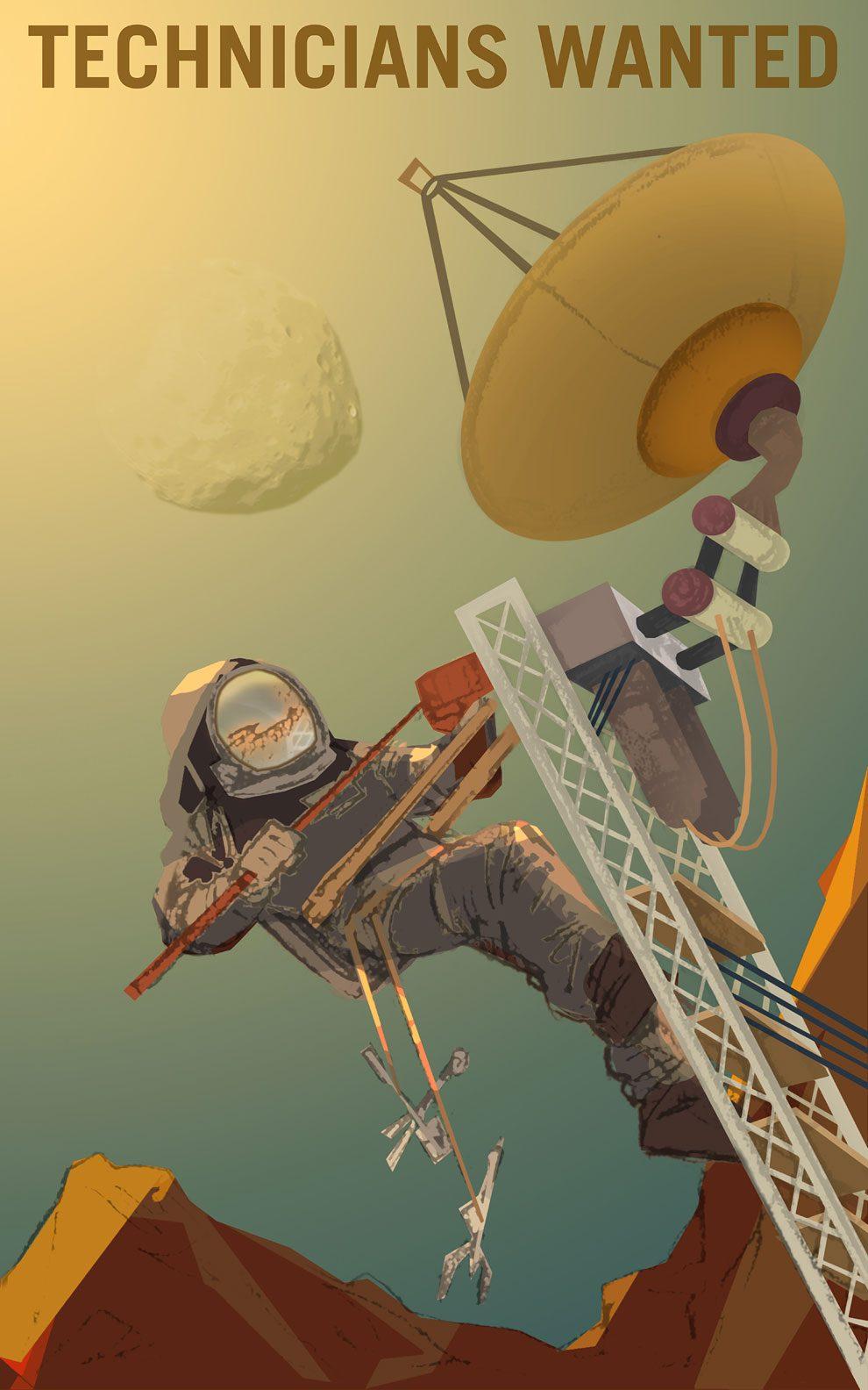 P06-Technicians-Wanted-NASA-Recruitment-Poster