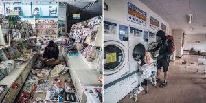No Man's Land: Fukushima Exclusion Zone Through The Eyes Of Daredevil Stalker
