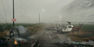 The Day After Tomorrow: Eerie Concept Art Depicts Earth After The Apocalypse