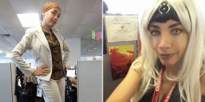 Employee Cleverly Trolls Her Boss Who Is Never Happy About The Way She's Dressed For Work