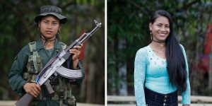 Meet Colombia's FARC Rebels Preparing For Peace After More Than Half-Century Of Conflict With Government