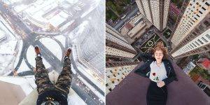 Don't Look Down: This Collection Of Mind-Boggling Photos Is Sure To Send You Dizzy