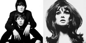 Extraordinary Black And White Portraits Of '60s and '70s Celebrities Taken By David Bailey