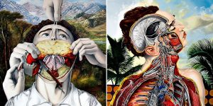 Controversial Paintings Of People Skinned Alive That Will Shock You
