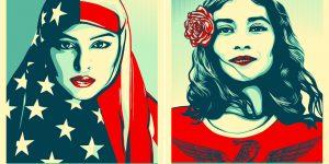 Artist Shepard Fairey Adapts Obama's Hope Poster For Trump Inauguration
