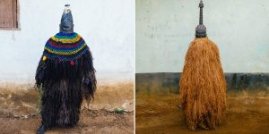 Rare Photographs Of The Dancing Devils Of Liberia