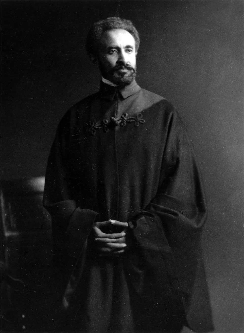 Stunning Photos Of Haile Selassie I, The Emperor Of Ethiopia