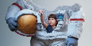 """""""Build The Future"""" - Lego's Brilliant Print Ads From The Cannes Festival"""