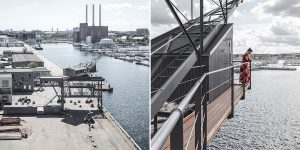 Architects Creates Super Luxury Residence On Top Of The Seaport Crane
