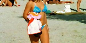 Eighties Beach Scenes – Pictures Of Teenagers On The Beaches Of Florida In The Early 1980s