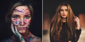 Marvelous Female Portrait Photography by Kai Böttcher