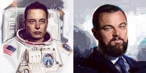 Unbelievable Portraits By Viktor Miller-Gausa