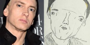 Artist Hilariously Trolls Celebrities With His Ridiculous Fan Art