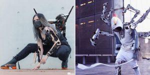 Mechanical Engineer Creates Superb 3D Bio-Mechanic Artworks