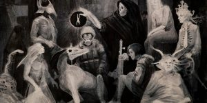 There Is A Subway Lower Than Hell: The Superb Dark And Sinister Artworks By Vergvoktre