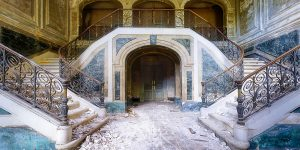 Urban Photographer Roman Robroek Spent 5 Years Scouring The Continent For The Grandest Examples Of Forgotten Architectural Beauty