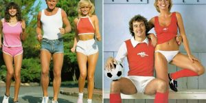 Stunning Pics That Defined The 1970s Sportswear