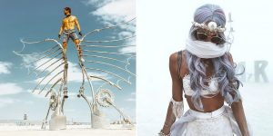 Burning Man 2018 Mega-Post: Awesome Photos From The World's Biggest And Craziest Festival