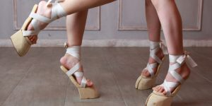 Would You Wear These Japanese Hoof Sandals?