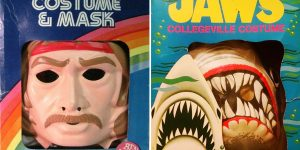 Weird Halloween Costumes Of The 1970s And 80s