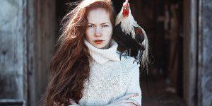 Gorgeous Fine Art Portrait Photography By Alexandra Bochkareva